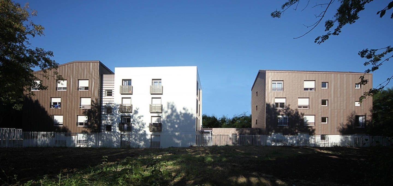 3 résidences