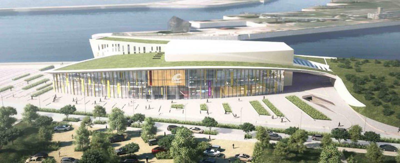 Calais Palais des congres1