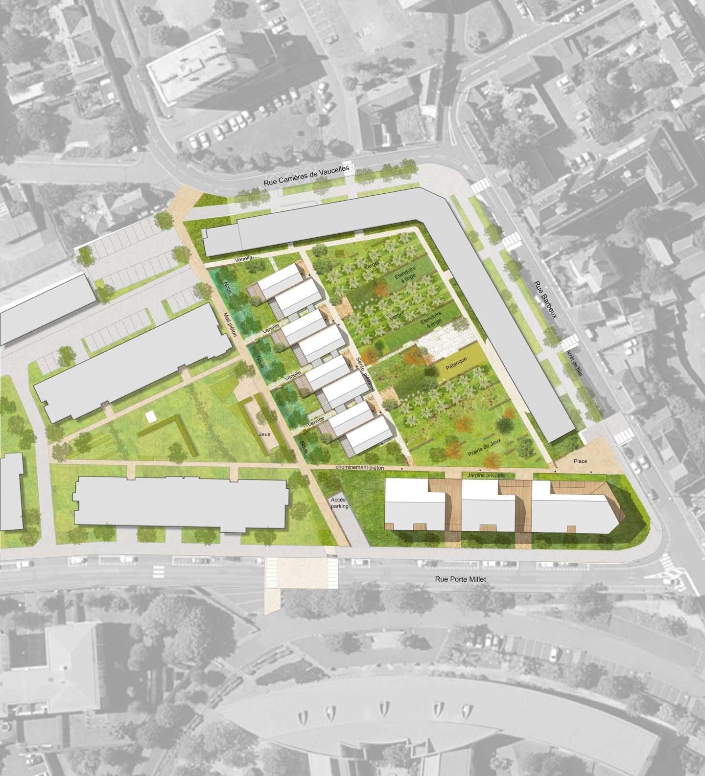 Caen 72 logements ICF Atlantique
