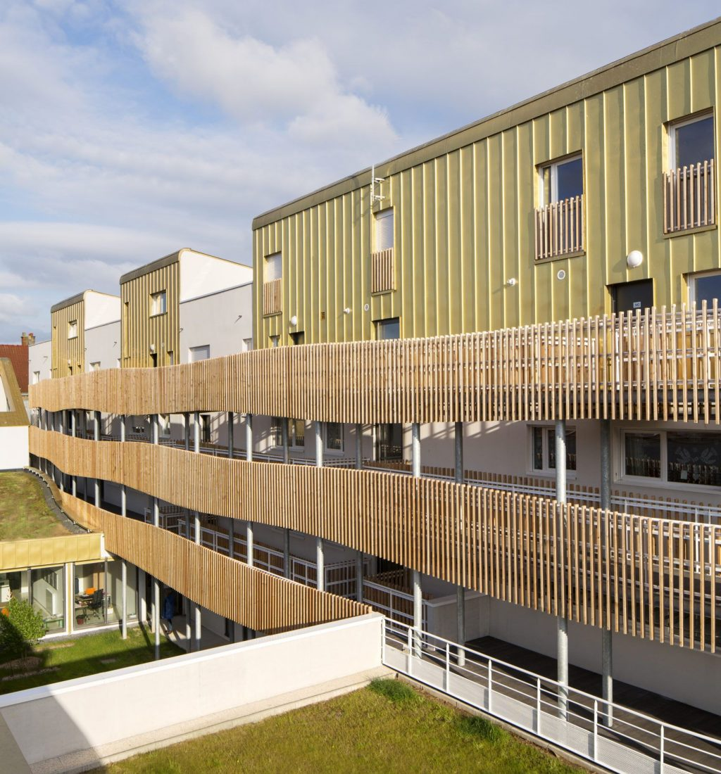 Ecole d'art, Calais, France, ARCAME architecte